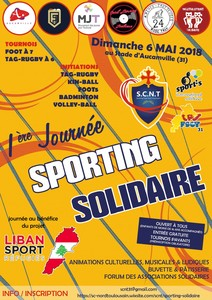 JOURNEE SPORTING SOLIDAIRE Image 1